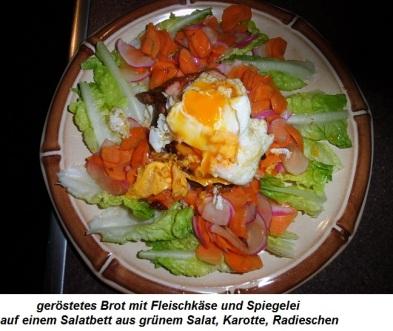 2016-08-23 - Fleischkäse mit Ei und gemischtem Salat